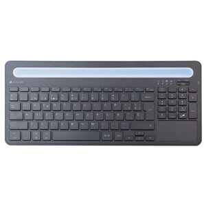 Teclado Bluetooth Microcase Btktn-17