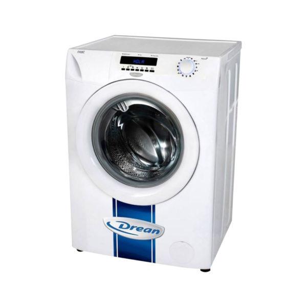 Lavarropas Automatico Drean Next 812 Eco 8 kilos Blanco