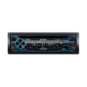 Autoestereo Sony MEX-N4200BT Con CD - MP3 - Bluetooth - USB - Remoto