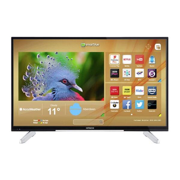 Smart Tv 55 4k Hitachi Cdh Le554ksmart18