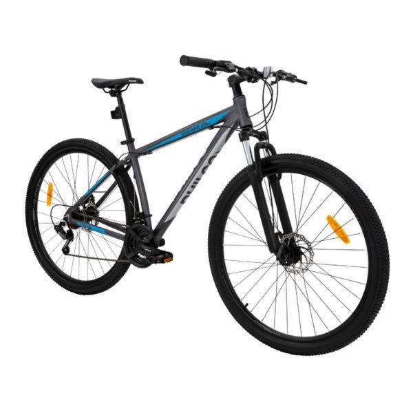 Bicicleta Halley Mtb r29 Negra (bin29-21vac)