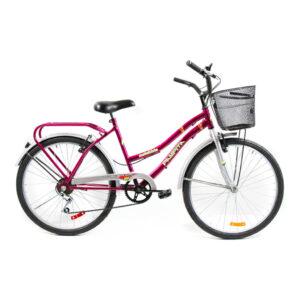 Bicicleta Pampita R26 – 6 velocidades Full Dama