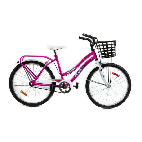 Bicicleta Playera Pampita R24 - Full Dama