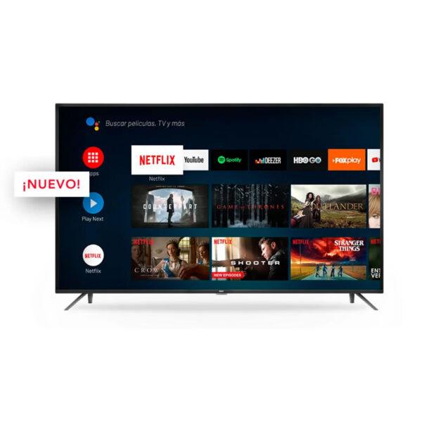 Android Tv Rca 65 Pulgadas 4k Uhd X65andtv